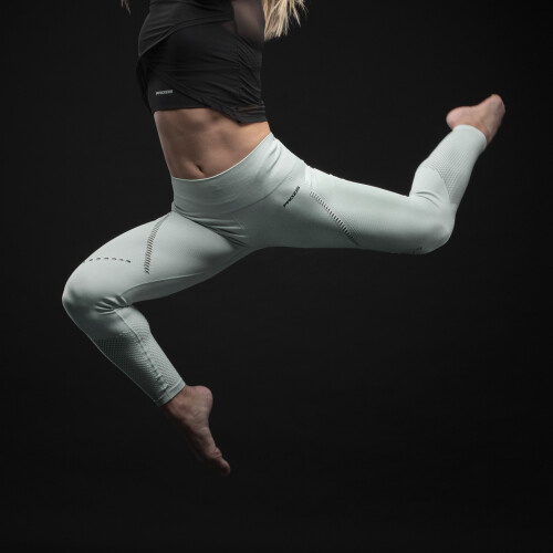 Leggings X-Skin Linden - Glacier Gray