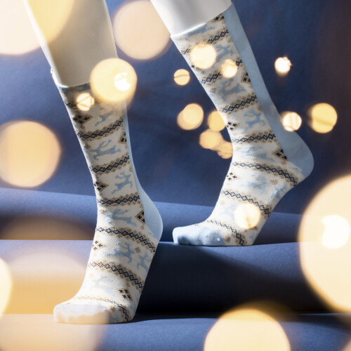 Chaussettes B-Style - Winter Rudolph