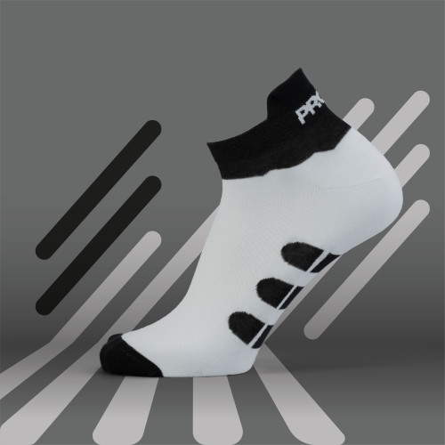 B-Active Training Socks - Solo White