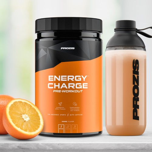 Energy Charge - Pre-Workout 800 g