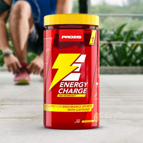 Energy Charge - Preentrenamiento 1600 g