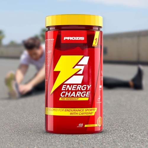Energy Charge - Preentrenamiento 2400 g