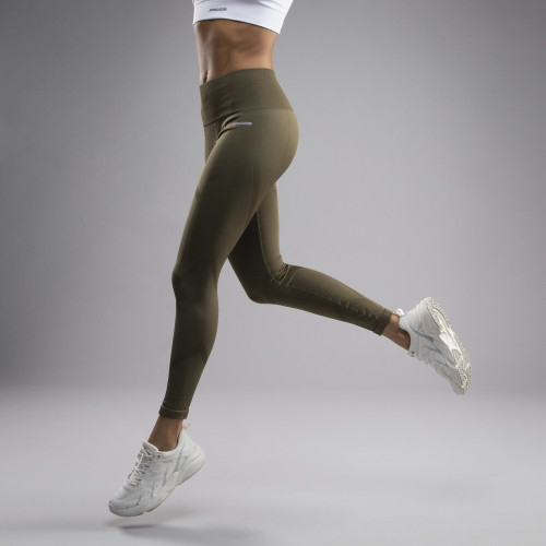X-Skin Leggings - Draco 2.0 Military Olive