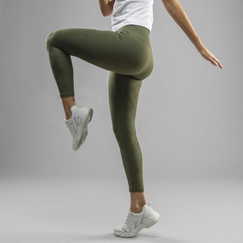 X-Skin 7/8 Leggings - Kini Dark Olive