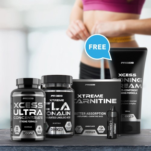 Xtreme Fat Burner Pack