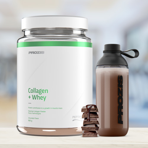 Collagen + Whey 900 g