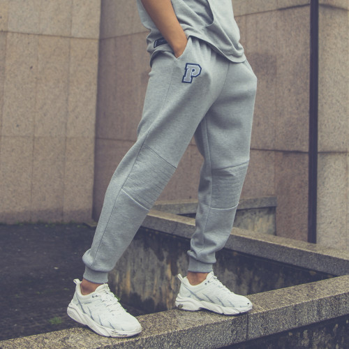 X-College Joggers - Brawley Grey