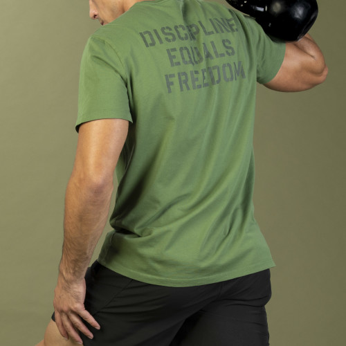 Army Freedom T-shirt - Green