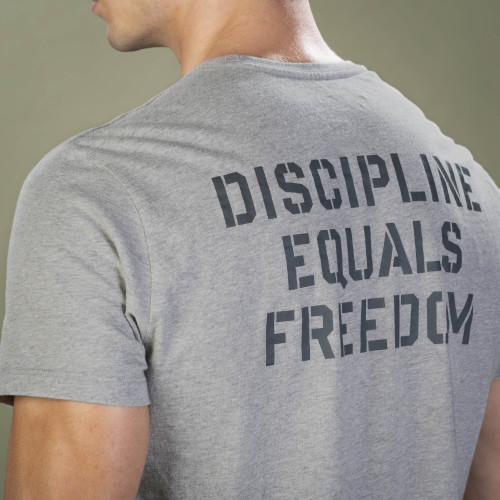 Army Freedom T-Shirt - Grey