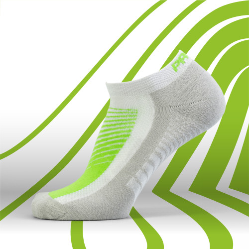B-Active Trainings-Socken - Crux Green