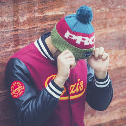 Gorro X-College - Downey M Green