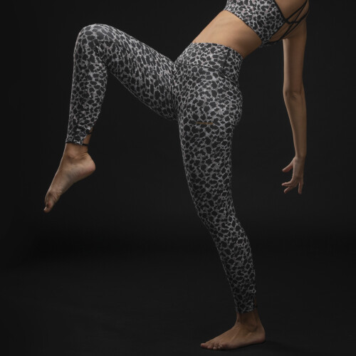 X-Sense Leggings - Meas Leo Dots