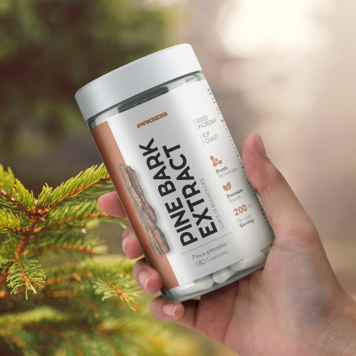 Pine Bark Extract 180 caps