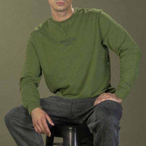 Sweat-shirt Army - MMVII Green