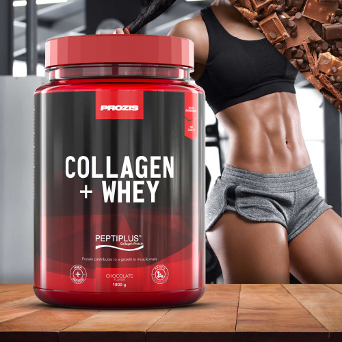Collagen + Whey 1800 g