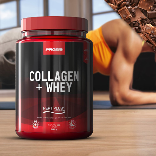 Collagen + Whey 3600 g