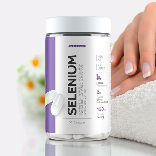 Selenium - Hair, Skin and Nails 90 caps