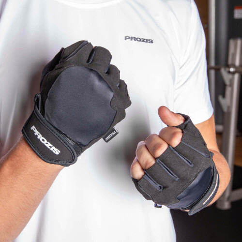 Advanced Performance Grip Gloves - Black