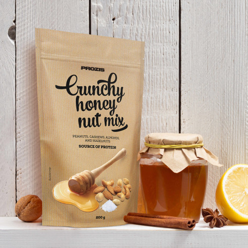 Crunchy Honey Nut Mix 200 g