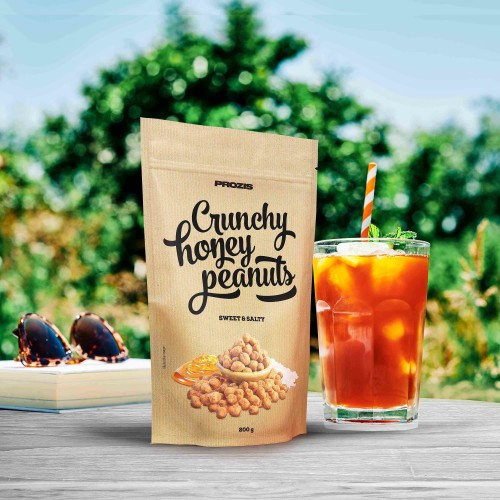 Crunchy Honey Peanuts 200 g