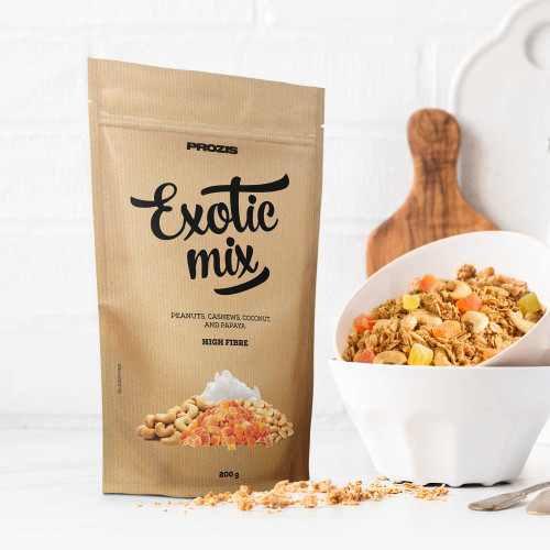 Mix Exotique 200 g