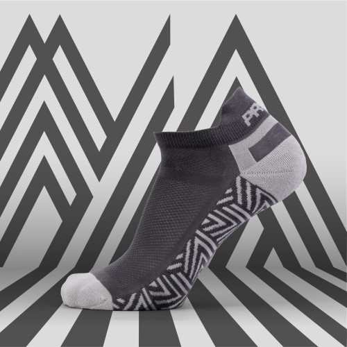 B-Active Trainings-Socken - Belay Black