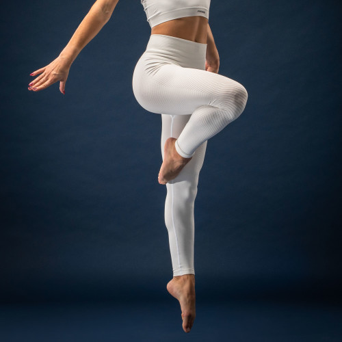 X-Skin Leggings - Freya Bright White