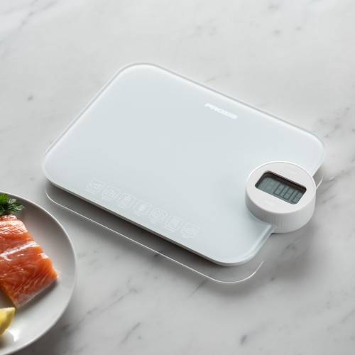 Dyna - Battery-free Kitchen Scale