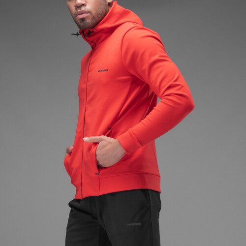 X-Motion Tech Jacket - Monviso M Spicy Orange