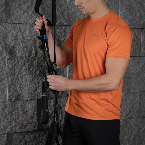 T-Shirt X-Gym - Ace M Orange