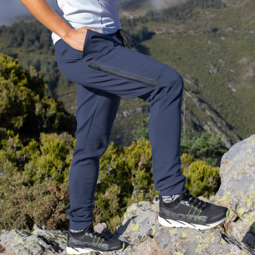 Pantalon Technique X-Motion - Vigolana W Navy