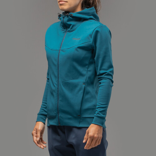X-Motion Tech Jacket - Vigolana W Blue