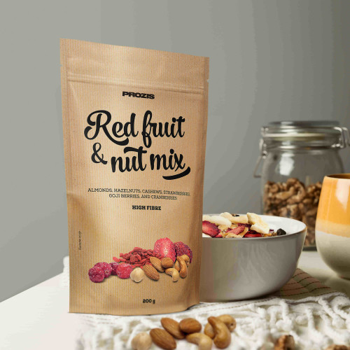 Red Fruit & Nut Mix 200 g