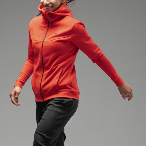 X-Motion Tech Jacket - Vigolana W Spicy Orange