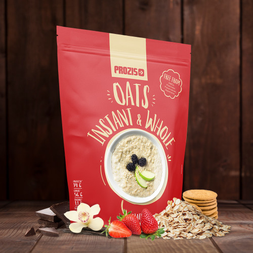 Instant Whole Oats Powder 2500g