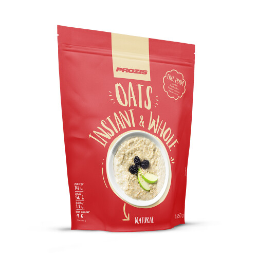 Instant Whole Oats Powder 5000g