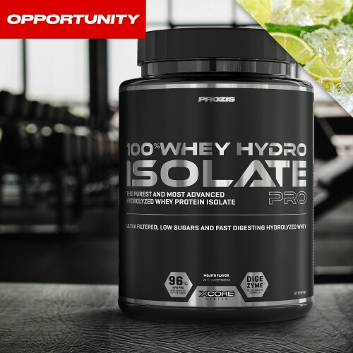 100% Whey Hydro Isolate PRO SS 2000 g Opportunity