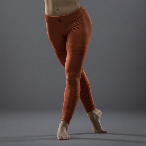 X-Skin Leggings - Haikela Mango
