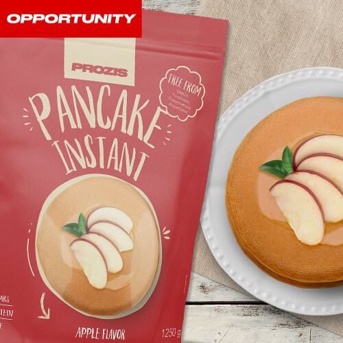 Instant Pancake 1250 g Opportunity