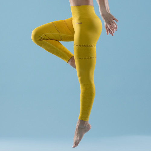 X-Skin Leggings - Haikela Sulphur
