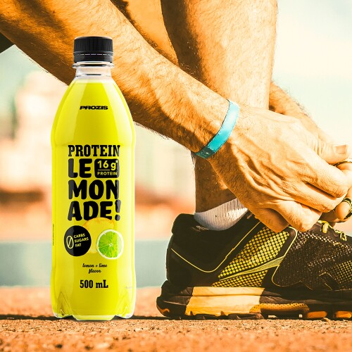 Protein Lemonade 500ml