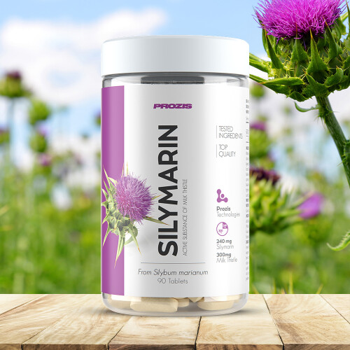 Silymarin 90 Tabletten