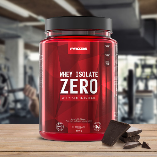 Zero Whey Isolate 2250 g