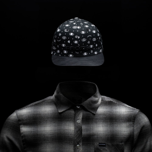Look Cap - Black