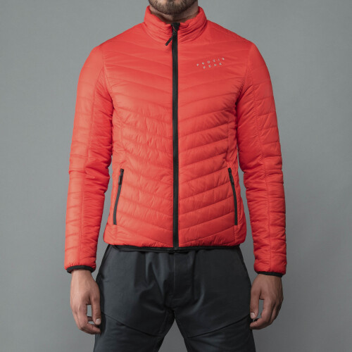 Casaco Forrado Peak - Powerliner Red