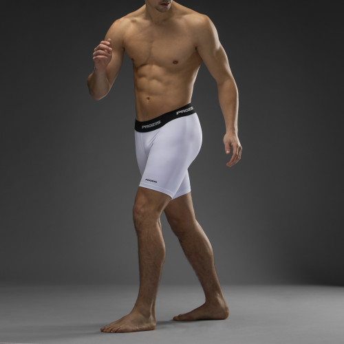 X-Shield Baselayer Shorts - White