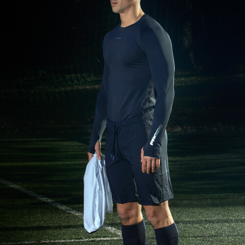 X-Shield Langarm Baselayer - Dark Blue