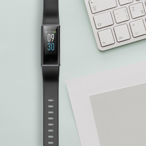 CoreHR Iris - Heart rate smartband with colour display