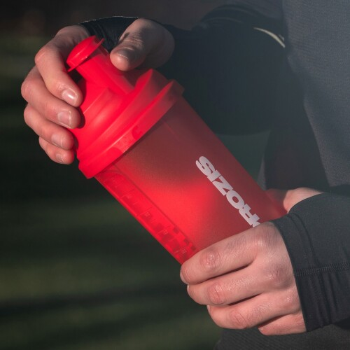 Your Limit Is You 700ml Shaker - Red
