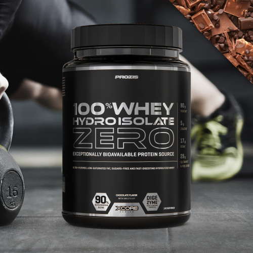100% Whey Hydro Isolate Zero SS 3000 g
